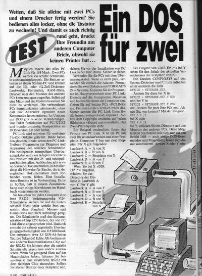 1988 - Ein DOS fur zwei (1)