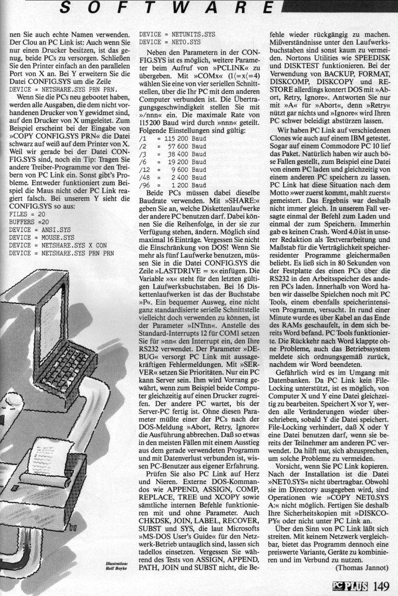 1988 - Ein DOS für zwei (2)