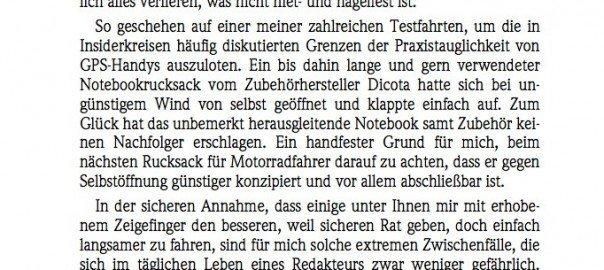 Thomas Jannot in PC-Direkt 10/2001