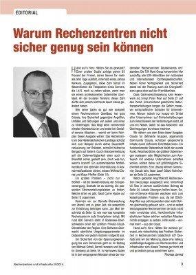 Thomas Jannot in Rechenzentren und Infrastruktur 2014-Q3