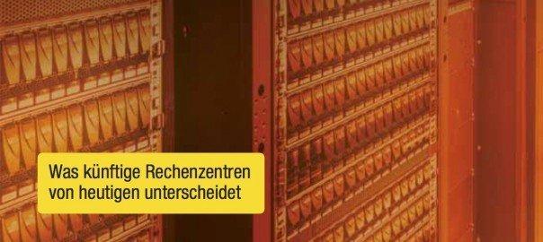 Rechenzentren und Infrastruktur 3/2015 in iX 8/2015