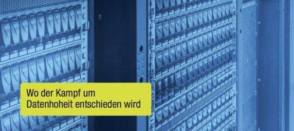 Rechenzentren und Infrastruktur 4/2015 in iX 11/2015