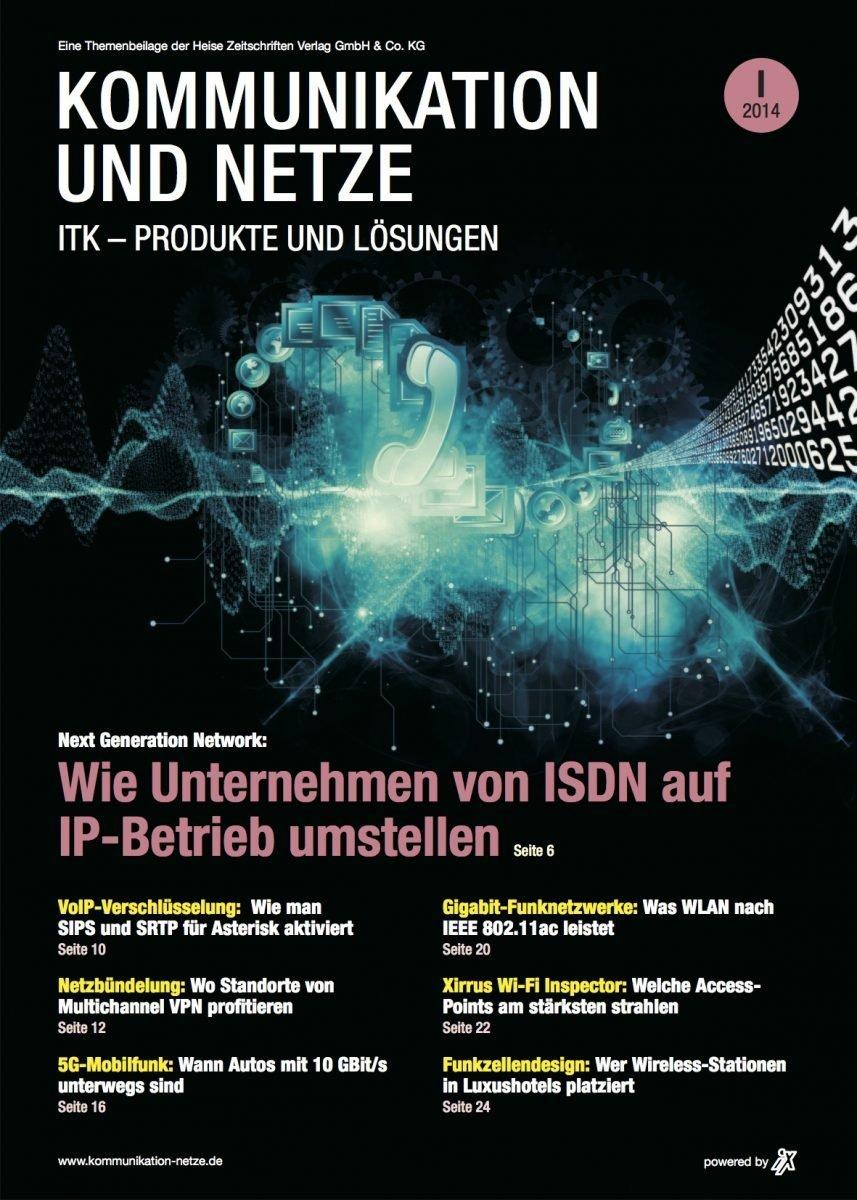 Kommunikation und Netze 1/2014