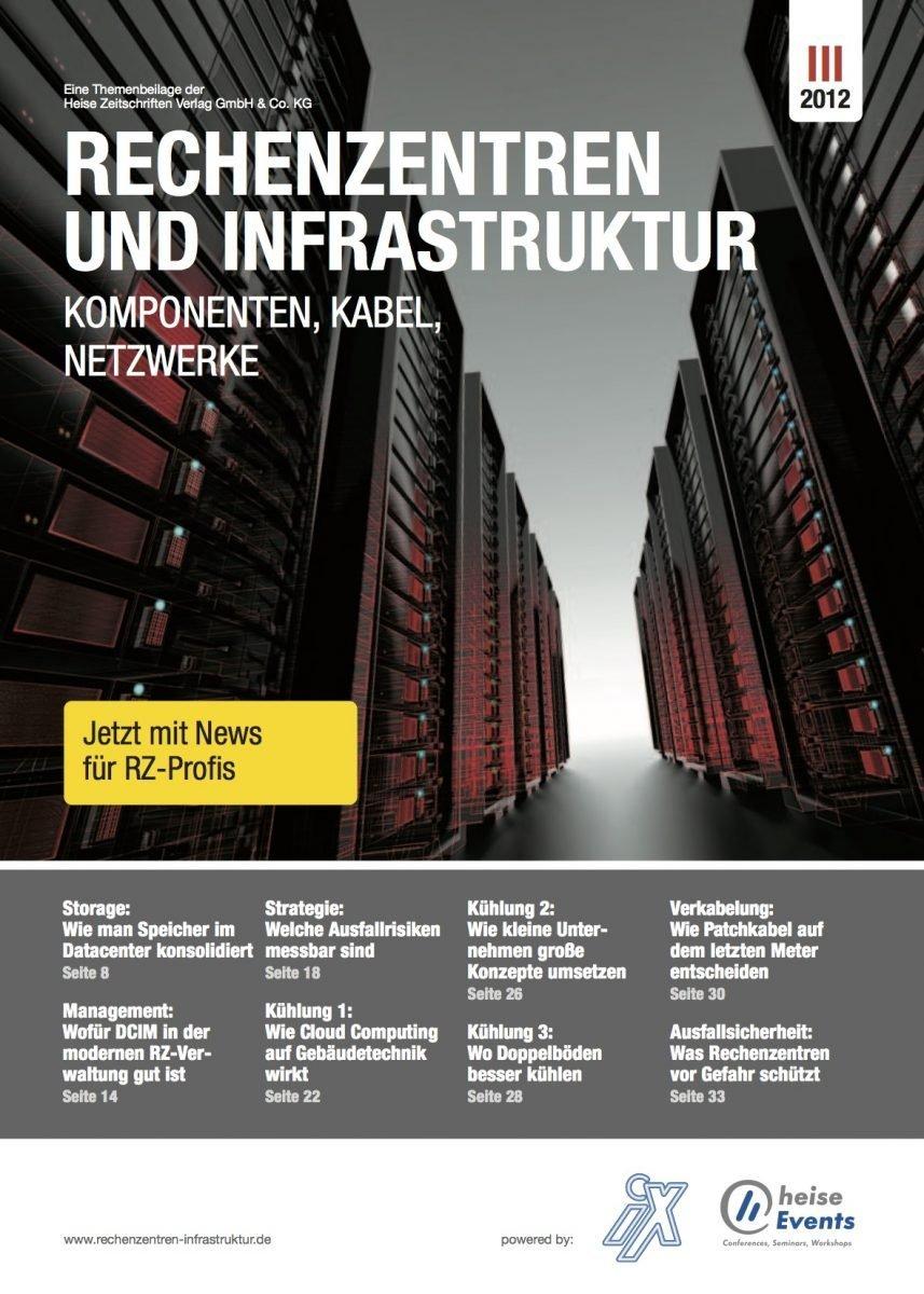 Rechenzentren und Infrastruktur 3/2012