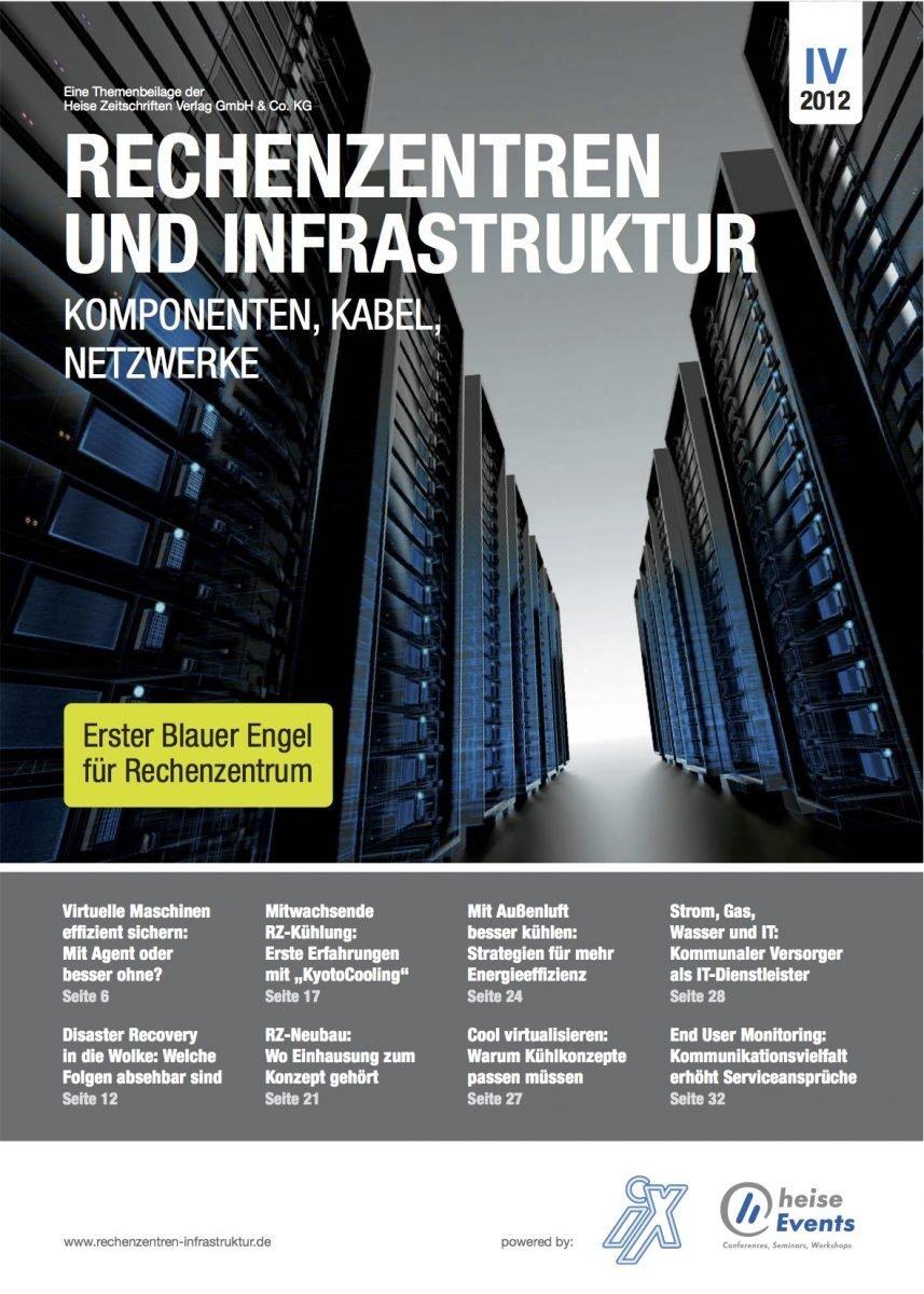 Rechenzentren und Infrastruktur 4/2012