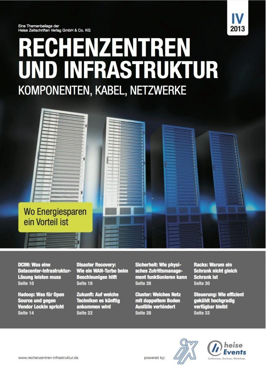Rechenzentren und Infrastruktur 4/2013