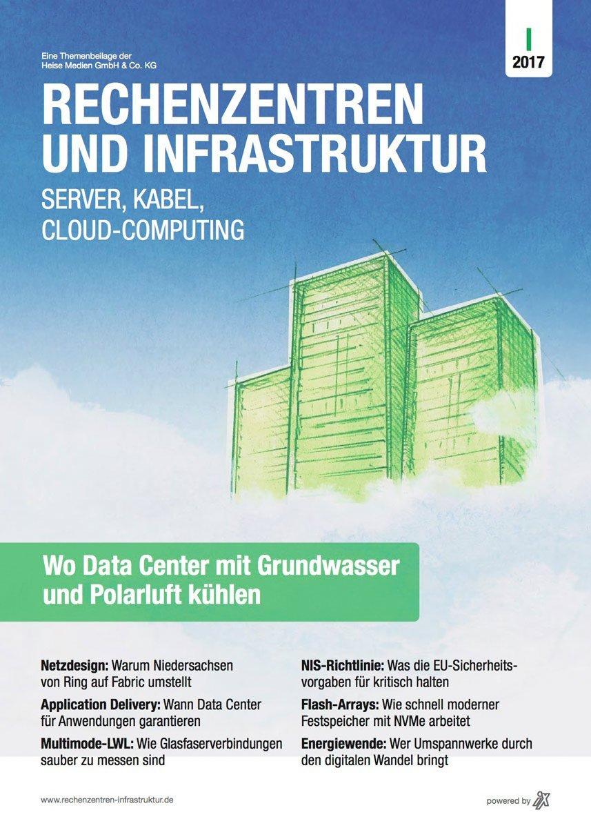 Wo Data Center mit Grundwasser und Polarluft kühlen